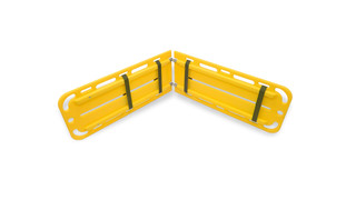 Junkins Safety Introduces Folding Spine Board