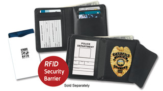 Strong Leather Offers RFID Protective Wallets