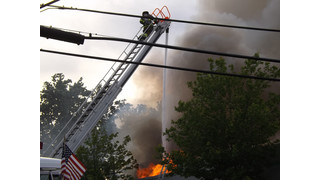 N.J. Firefighter Killed Battling Fire