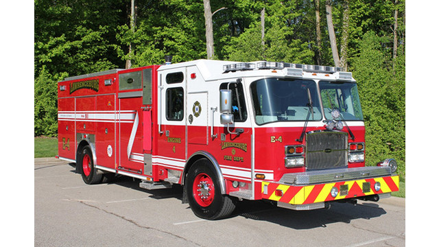Apparatus Showcase: Lawrenceburg, Ind., Rolls With E4