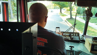 Texting, Cell Phones And the Apparatus Operator