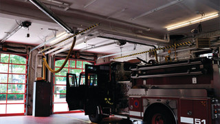 Global Perspective on Fire Station Space, Land Use