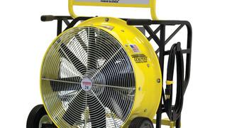 Tempest Introduces Electric Ventilation Fan Line