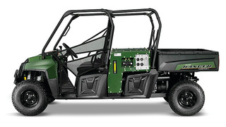 Polaris Offers ATV With Integrated Multi-Power System