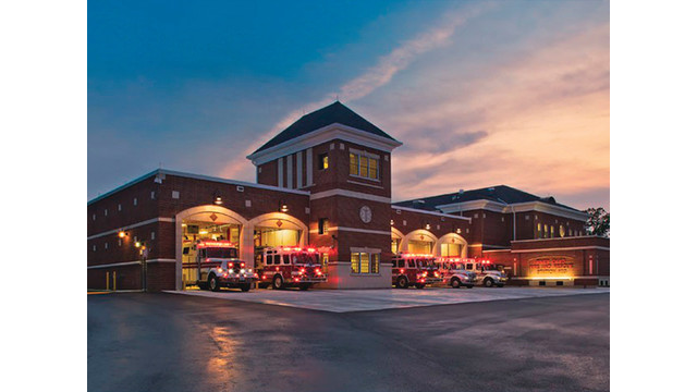 Fire Station Design: Building is on the Rebound