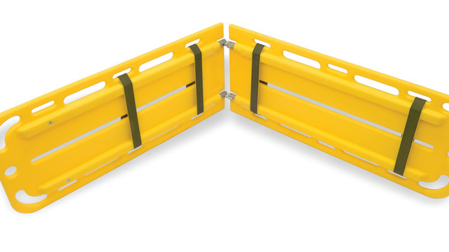 Junkins Safety Introduces Folding Spine Board