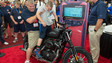 N.Y. Firefighter Wins Harley at 2014 Firehouse Expo