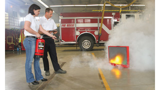 BullEx Makes Improvements to Extinguisher Training System