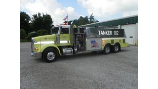 Apparatus Showcase: Florence Township, Ohio, Gets US Tanker