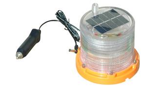 Solar Powered LED Beacon