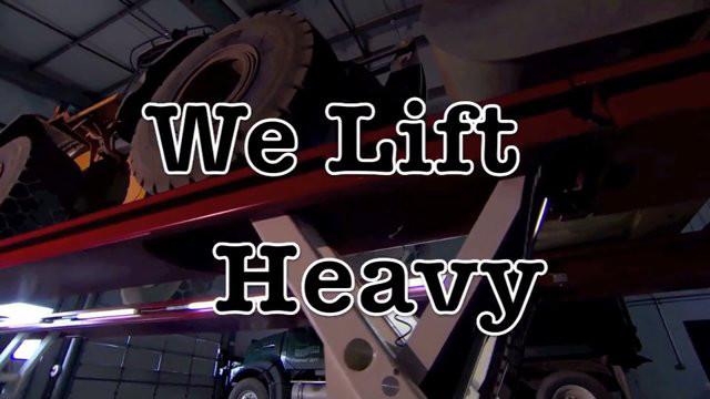 We Lift Heavy