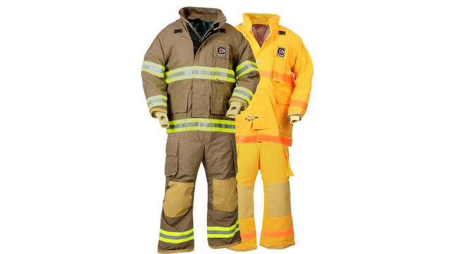 Chieftain Turnout Gear