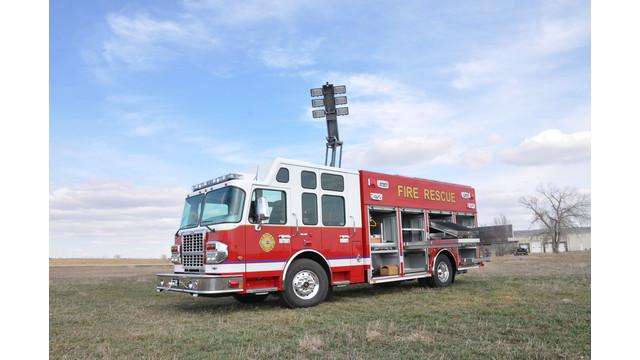 Custom Emergency Vehicles from SVI Trucks