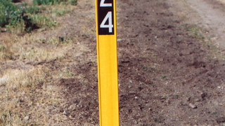 Rural Address markers