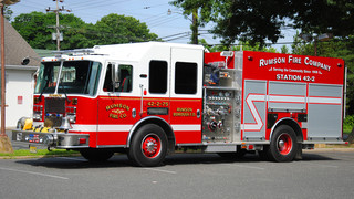 Apparatus Showcase: Custom Pumper Delivered to Rumson, N.J.