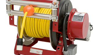 Hannay Series F Super Booster Hose Reels – Dependable – Safe – Rugged