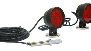 Magnetic LED Tow Lights