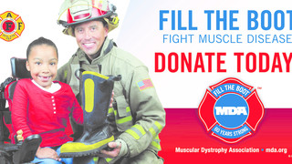MDA And IAFF Celebrate 60-Year Partnership