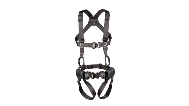 Deus Rescue Releases New Harness For Rescuers
