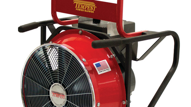 Tempest Unveils Special Ops Power Blower