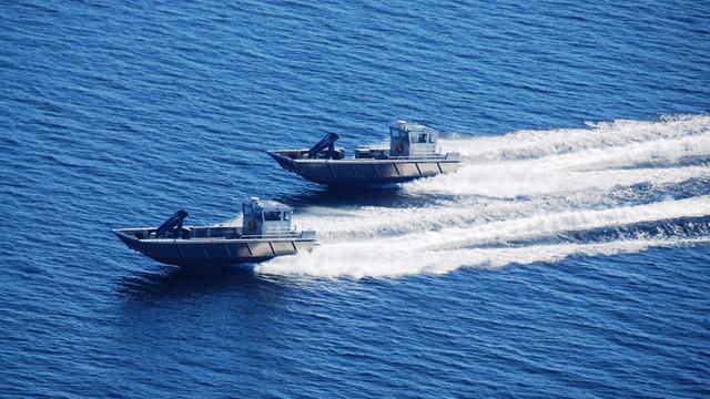 Stanley Boats JET-Powered Landing Craft, 40' LOA