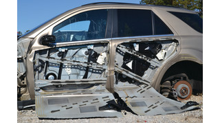 University of Extrication: Door Collision Beams