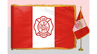Quality American made USA nylon flags.