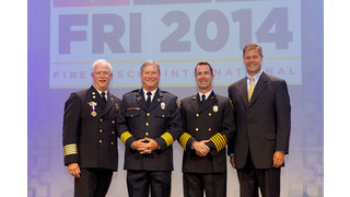 Pierce And IAFC Honor 2014 Volunteer And Career Fire Chiefs