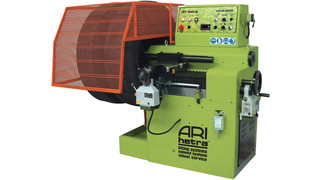 Ari-Hetra Introduces New Heavy-Duty Drum and Disc Lathe