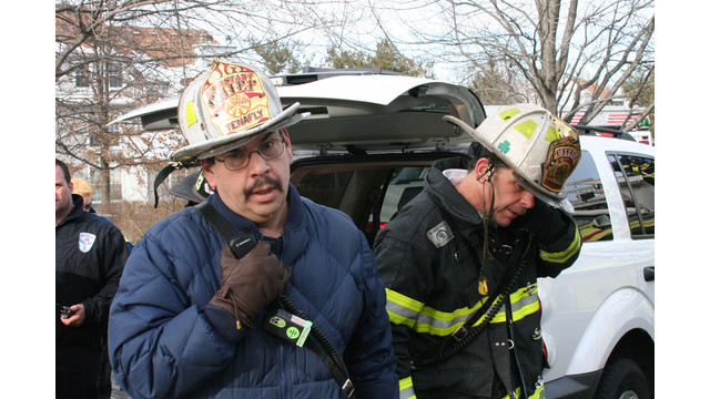 Jersey Guys: Recognizing a National Fire Service Icon, Friend