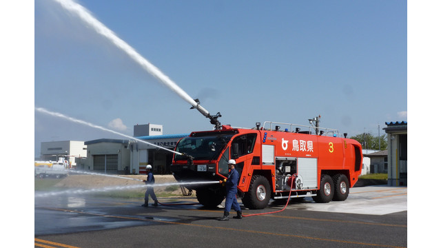 Oshkosh Delivers 24 ARFF Vehicles to Japan