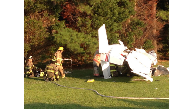 On The Job Virginia: Middlesex County Plane Crash Results in Double Fatality