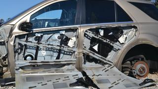 University of Extrication: Door Collision Beams