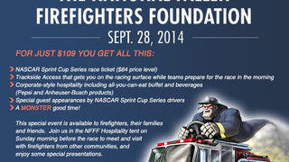 NFFF Holds Special Event at Dover Speedway