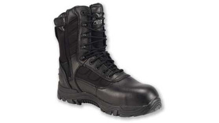Waterproof Side Zip Composite Safety Toe Boots