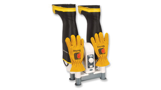 Boot and Glove Drying System