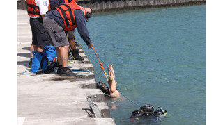 Photo Story: Chicago's Squad 5 Drills on Dive Rescue
