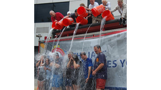 IAFC Accepts NFPA ALS Ice Bucket Challenge