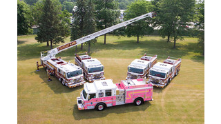 Pierce Sells First Pink Pumper to Maryland Department