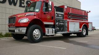 Sodus, N.Y. Gets New Pumper/Tanker