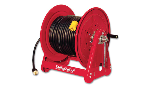 Reelcraft Introduces New Electric Cord Reel