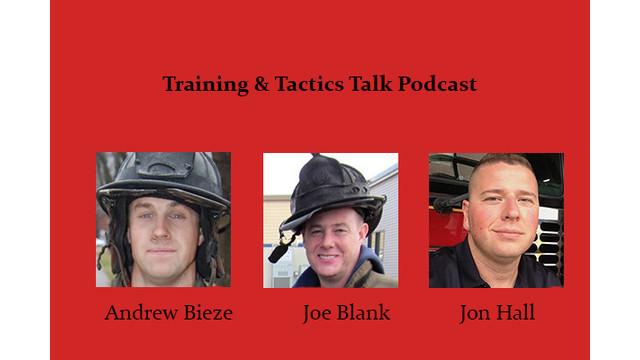 Training & Tactics Talk: Fireground Search Tips, Priorities
