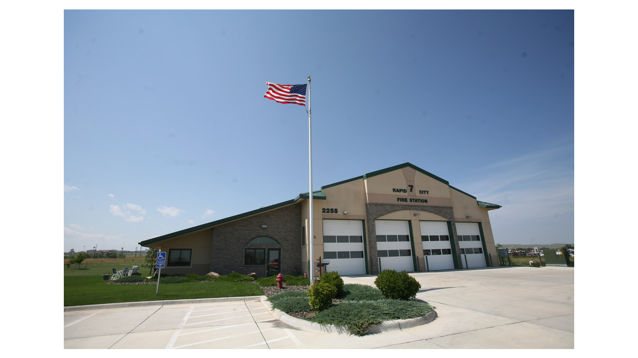 Fire Station Photos Rapid City Sd Station 7 Firehouse