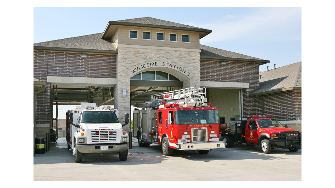 Firehouse Profile Wylie Texas Fire Station 3