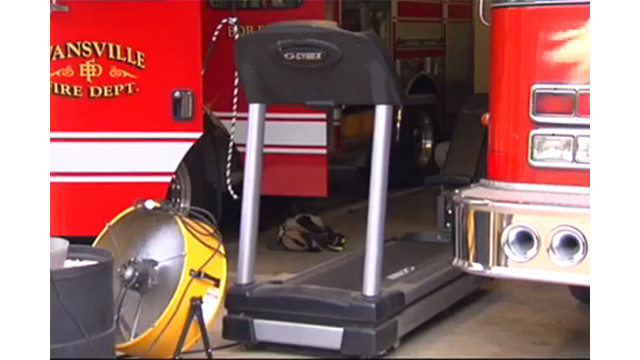 Kentucky Firefighters at Odds Over Fitness Program