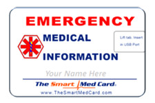 The Smart Med Card